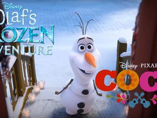 'Olaf's Frozen Adventure'
