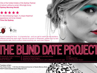 The Blind Date Project Goes to Edinburgh!
