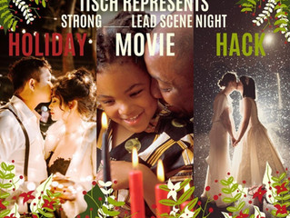 Margaux directs Tisch Represents' HOLIDAY MOVIE NIGHT