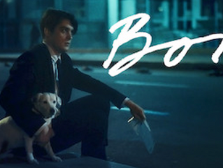 Margaux in NETFLIX'S 'BOI'