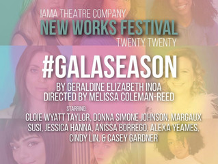 Check out Margaux in '#GalaSeason'