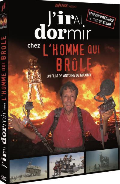 DVD J'irai dormir chez l'homme qui brûle