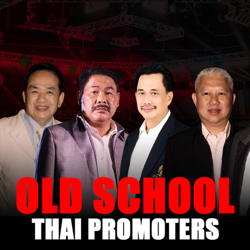 Old school Thai promoters