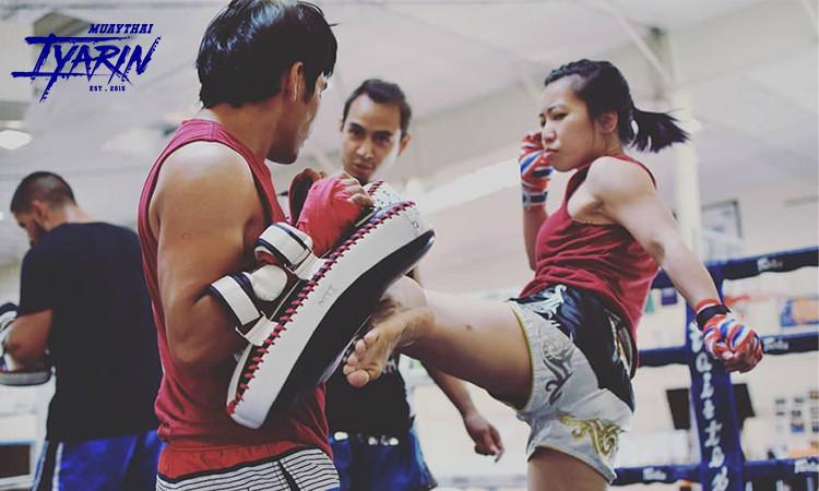 Muaythai Iyarin | Coach Tony Deva Teach How To Kick Like A Pro