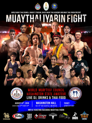 Muaythai Iyarin Events