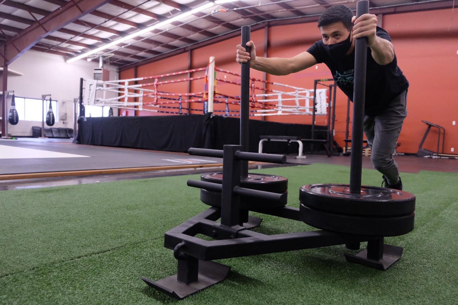 Strength & Conditioning Training