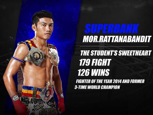 Superbank Mor.Rattanabandit Muaythai Techniques