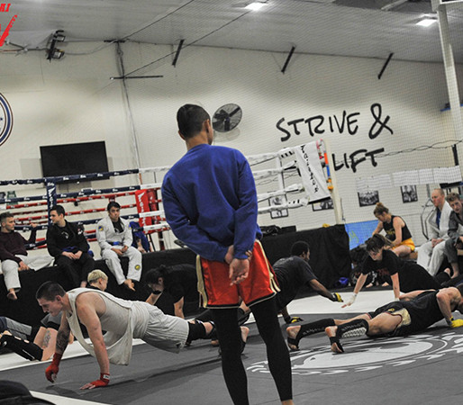 A Guide For Adjusting Your Muaythai Routine Under New Normal