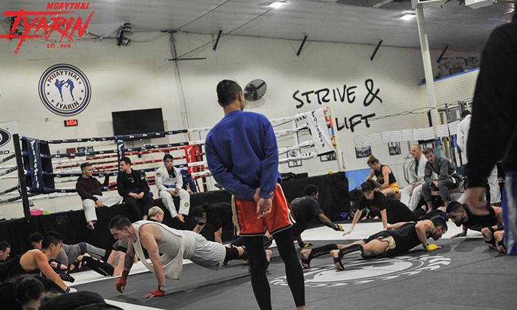 Muaythai Iyarin | Coach Tony Deva Teach How To Build The Muscle Strength.