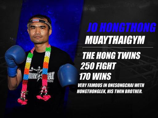 Jo Hongthong Muaythaigym Muaythai Techniques