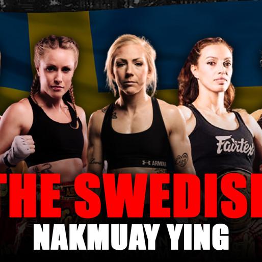 The Swedish Nakmuay Ying