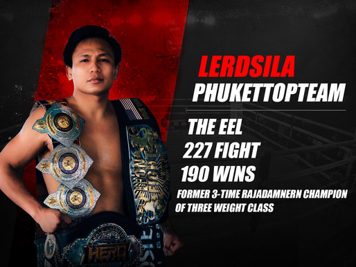 Lerdsila Phukettopteam Muaythai Techniques