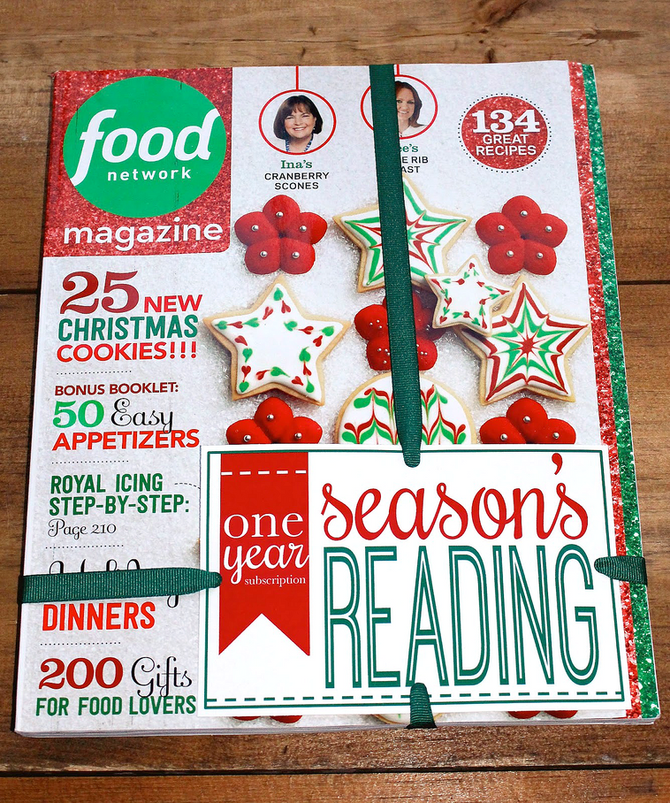 Season's Reading - Last Minute Gift Idea