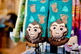 Sasquatch Socks Franklin, TN