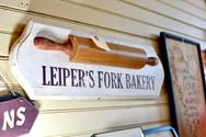 Leiper's Fork Bakery Sign Franklin, TN