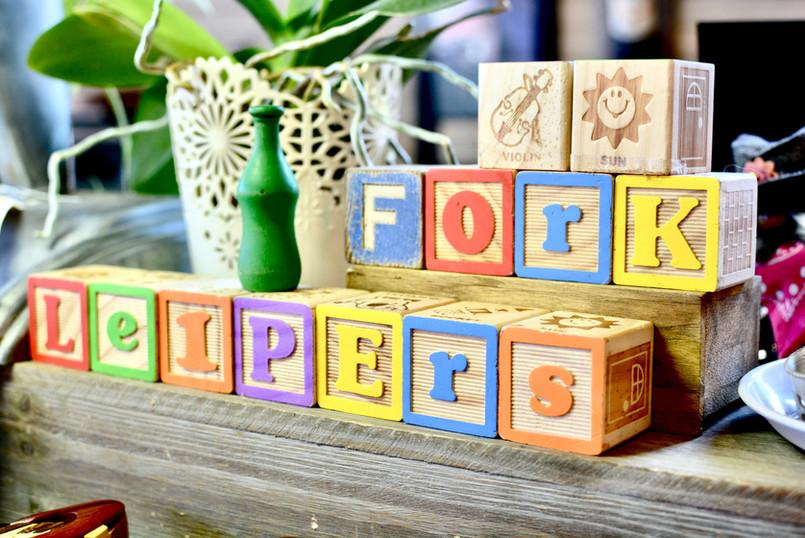 Leiper's Fork ABC Blocks