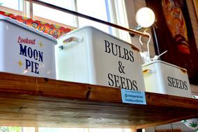 Tin Boxes Bulbs & Seeds Leiper's Fork