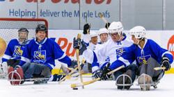 RBC Sledge Hockey Experience