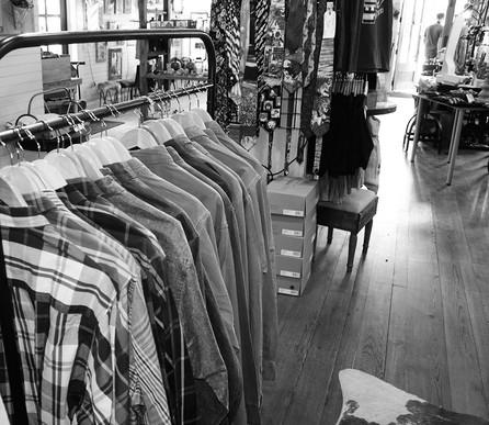 Men & Women's apparel