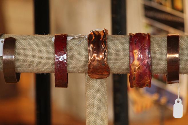 Copper Cuffs