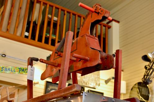 Vintage Rocking Horse Leiper's Fork, TN