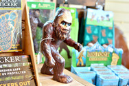 Iron Sasquatch Bigfoot Franklin, TN