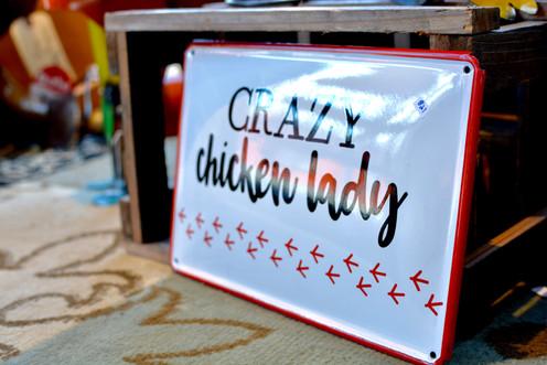Crazy Chicken Lady Franklin, TN