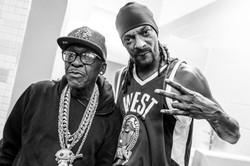 Snoop Dogg NBA All Stars