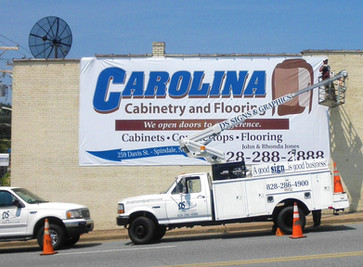 Carolina Cabinetry Installation