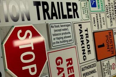 EMT signage