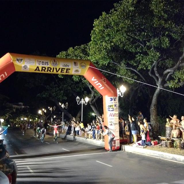 Stage 7.2 Ryann Lacheny termine en beaut