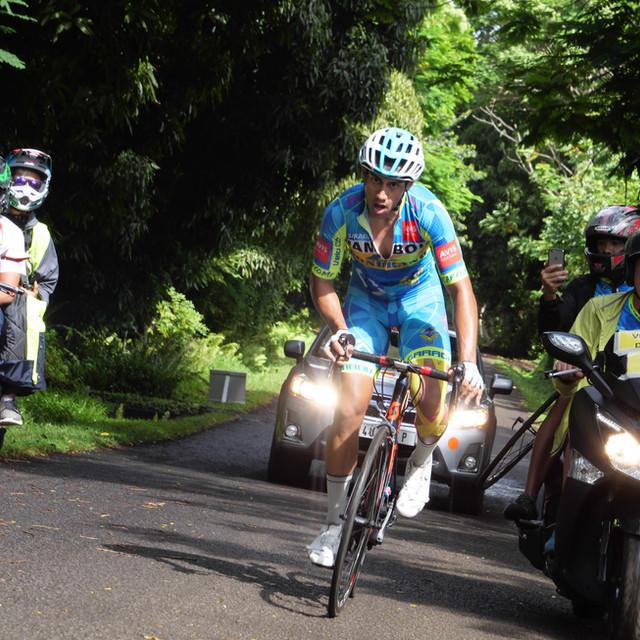 Stage 4.1 Manutahi jusqu'au bout de l'ef