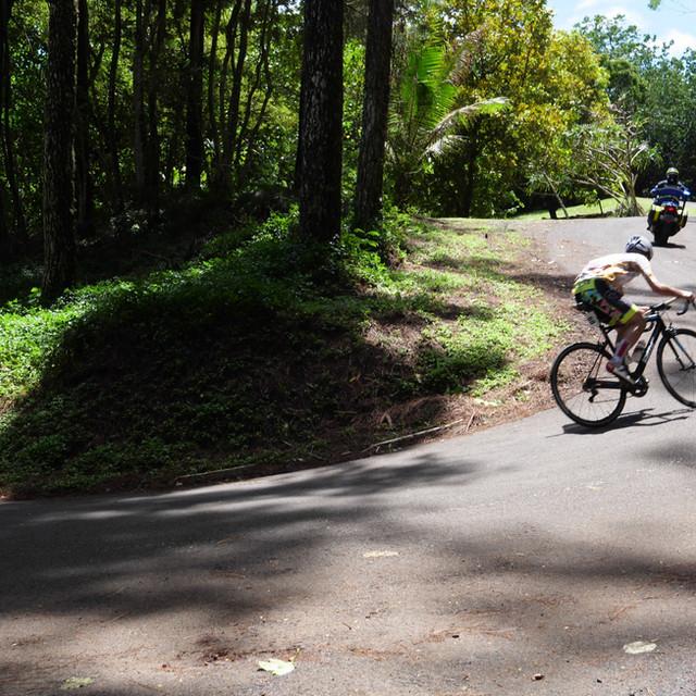 Stage 5 Nicolas Breuillard s'envole vers
