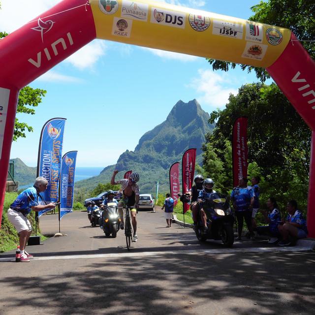 Stage 5 Victoire en solitaire pour Nicol