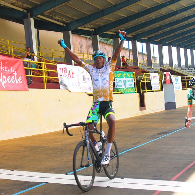 Stage 3 Axel Carnier remporte la 3e étap