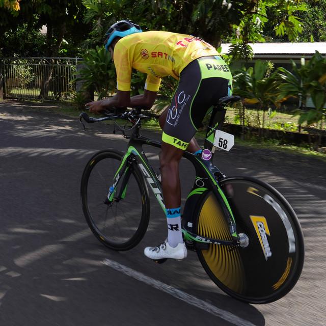 Stage 4.2 Axel Carnier se bat pour garde