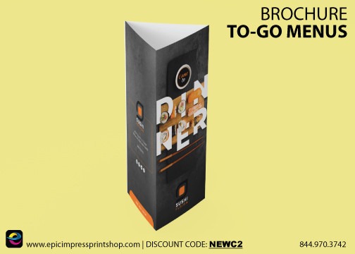 Brochure TO-GO MENUS