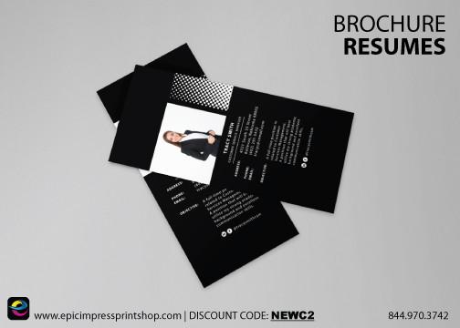 Brochure RESUME