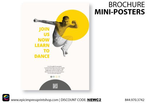 Brochure MINI POSTERS