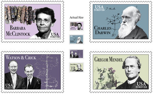 Scientific Stamps