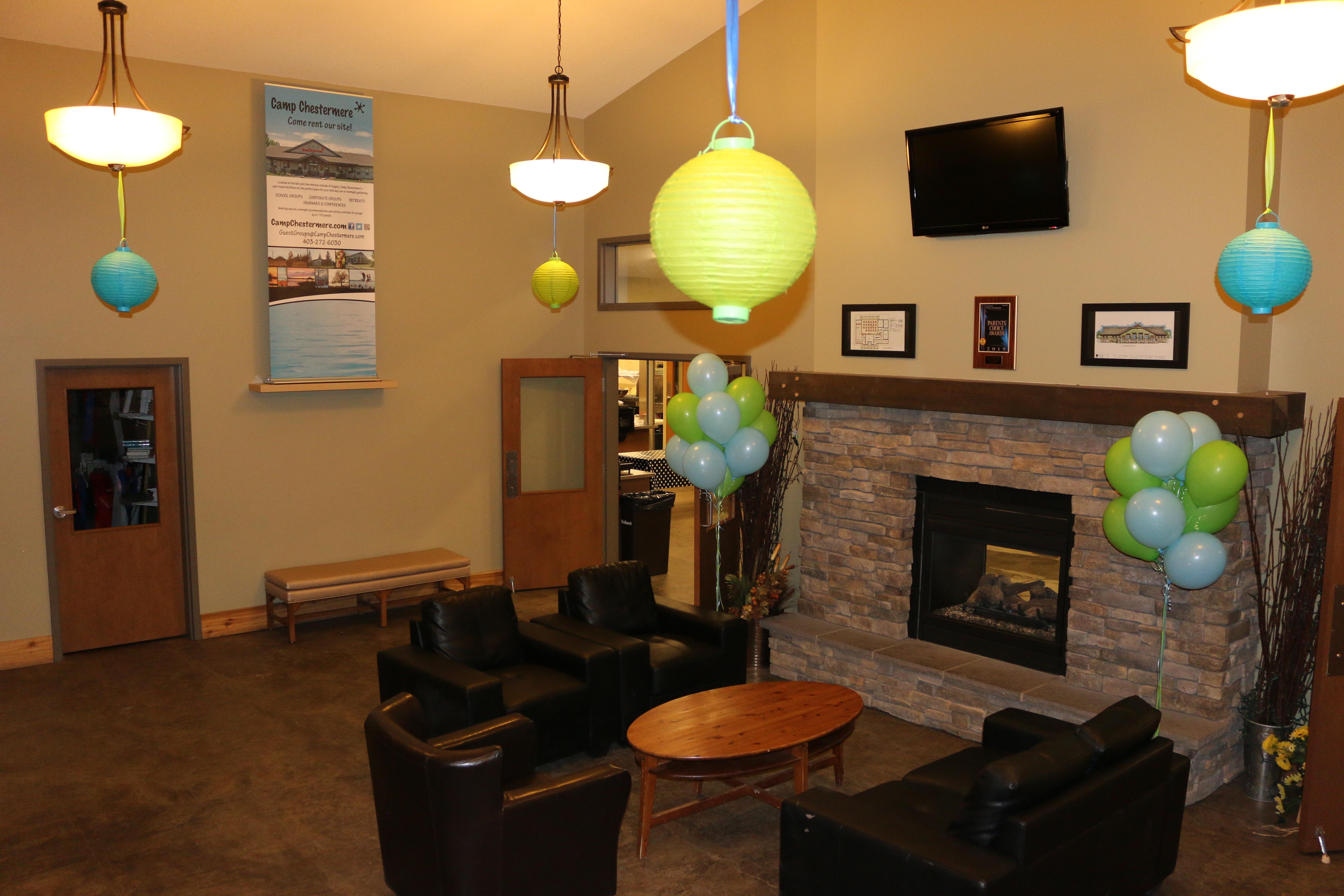 Lodge Foyer