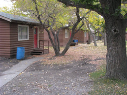 Brown Cabins