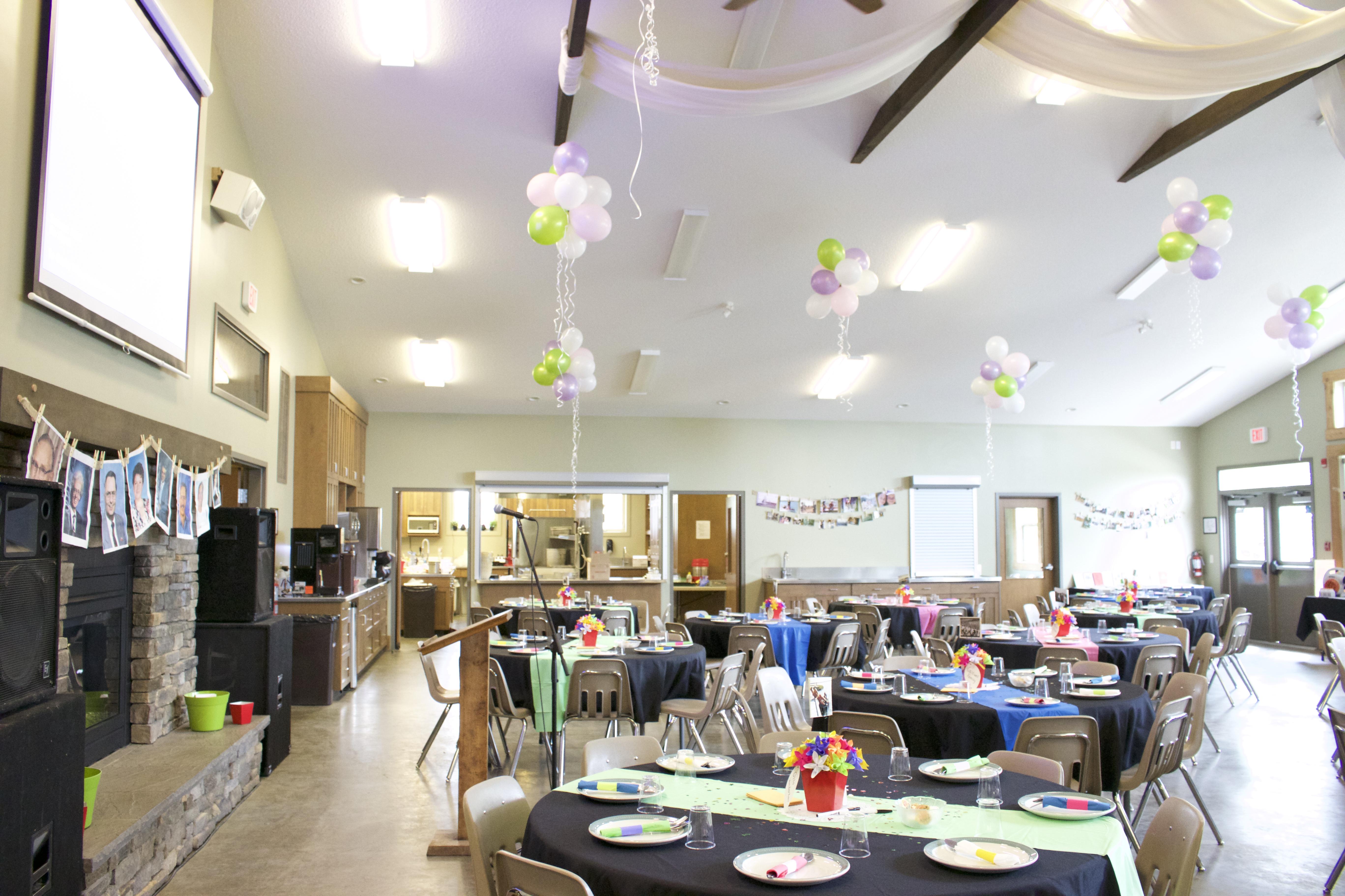 Lodge Dining Hall