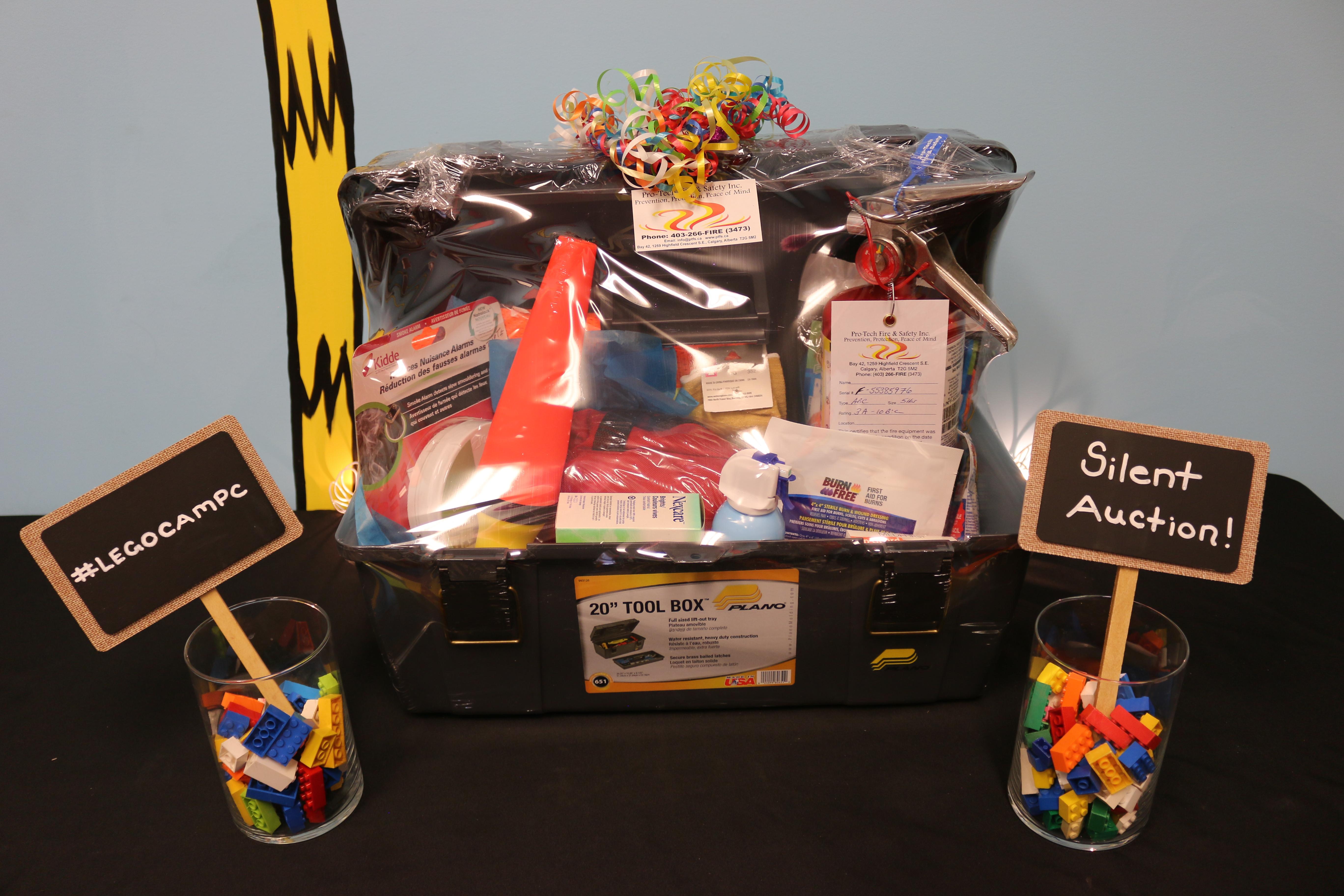 Safety Kit Tool Box