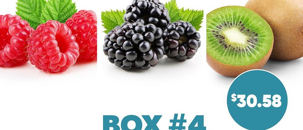 Box #4 - Fresh Fruit