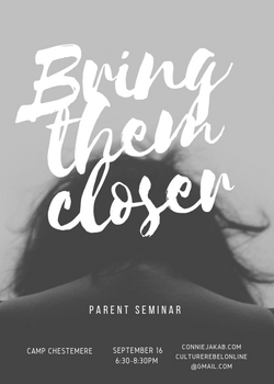 Bring them Closer Workshop