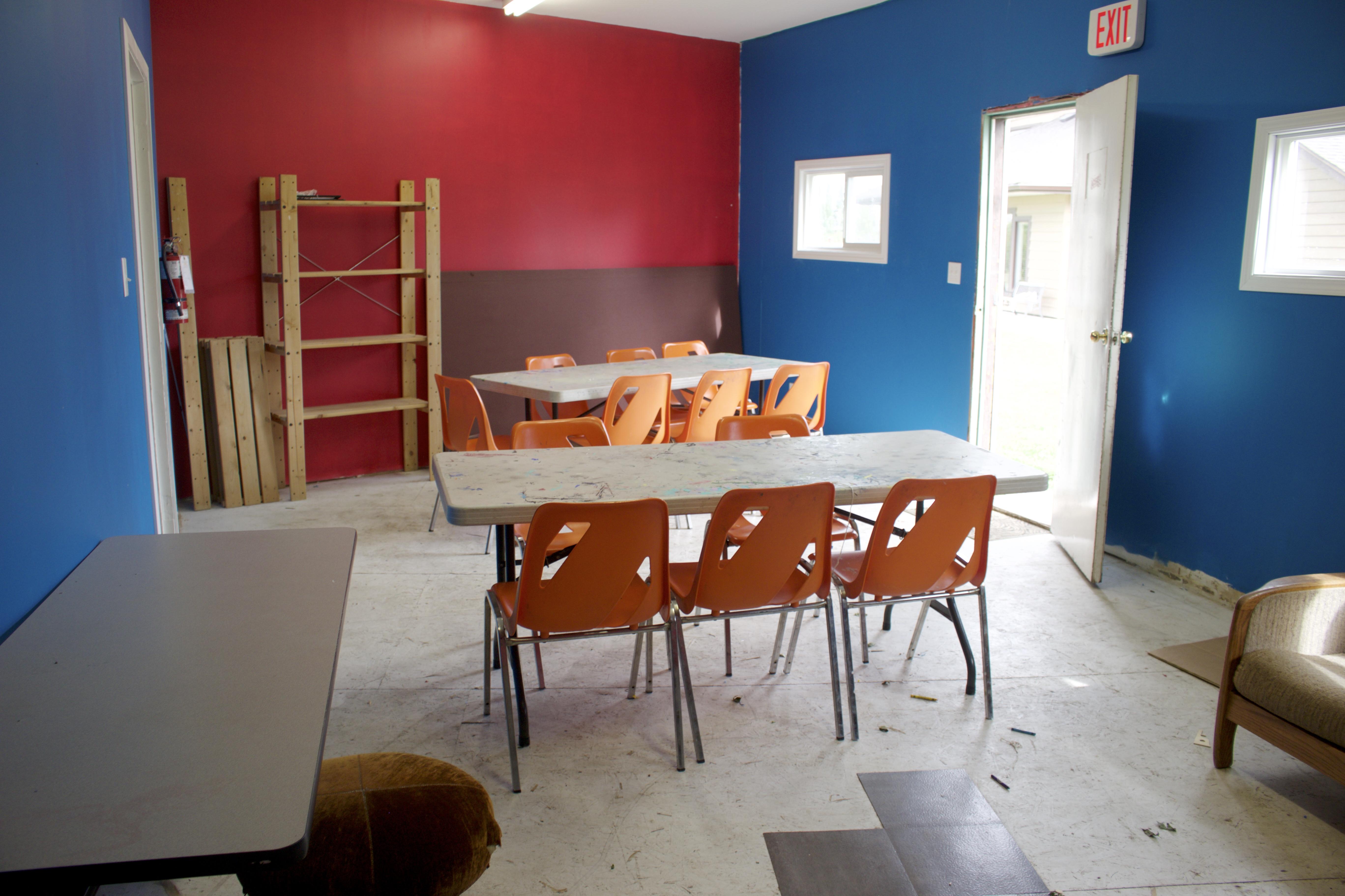 Chap Activity Room
