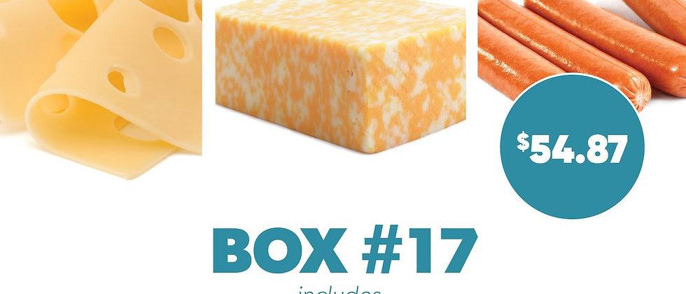 Box #17 - Fresh Deli