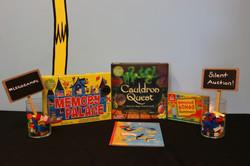 Kids Books & Games