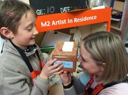 Making Art: M2 AiR
